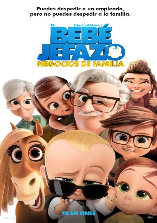 EL BEBE JEFAZO: NEGOCIOS DE FAMILIA
