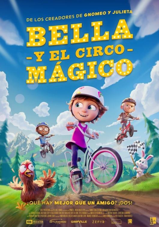 BELLA Y EL CIRCO MAGICO