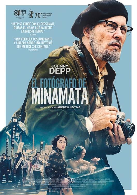 EL FOTOGRAFO DE MINAMATA