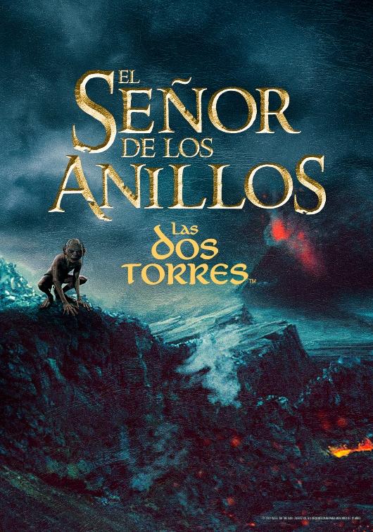 EL SEÑOR DE LOS ANILLOS. LAS DOS TORRES