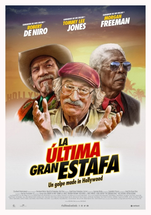 LA ULTIMA GRAN ESTAFA
