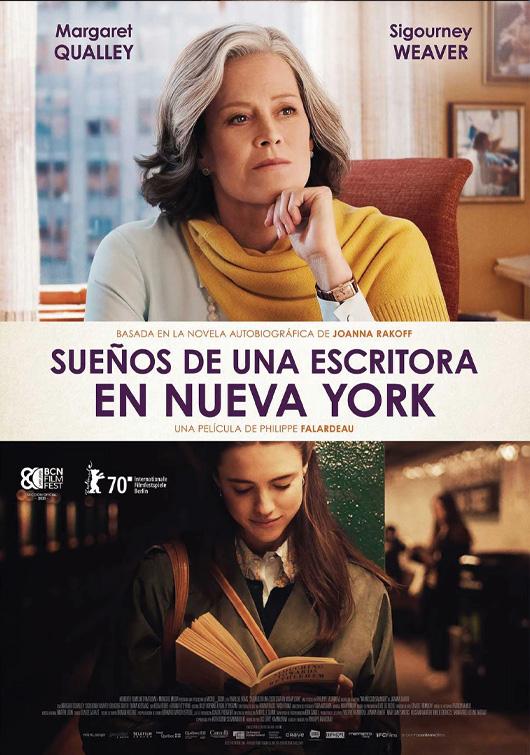 SUEÑOS DE UNA ESCRITORA EN NUEVA YORK