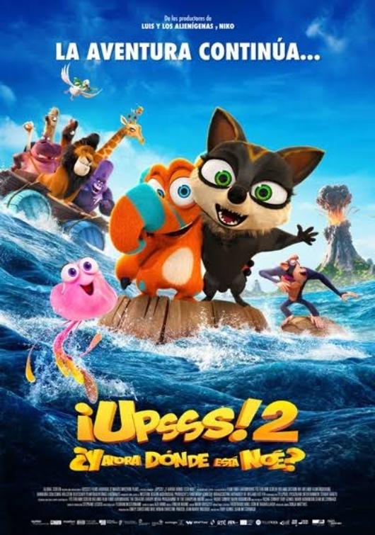 UPSSS! 2 ¿Y AHORA DONDE ESTA NOE?